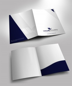 For higher value properties, important documents or for agents who want to make the best presentation Pocket Folders are a valuable aid in presenting and building YOUR brand.  Capacity Pocket Folder, for holding extra volume. This is achieved with a double score and oversized board.  email: info@designhaus.eu | www.designhaus.eu