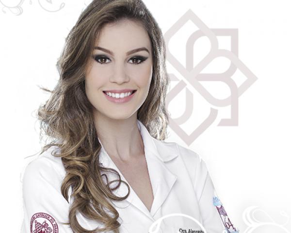 Logomarca Alessandra Bernardi Camara Lopes