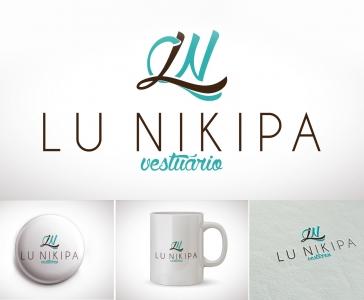 Logomarca Lu Nikipa