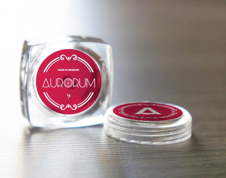 Logomarca Aurorum