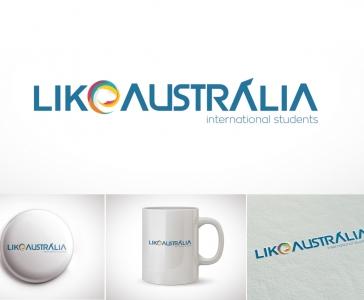 Logomarca Like Australia