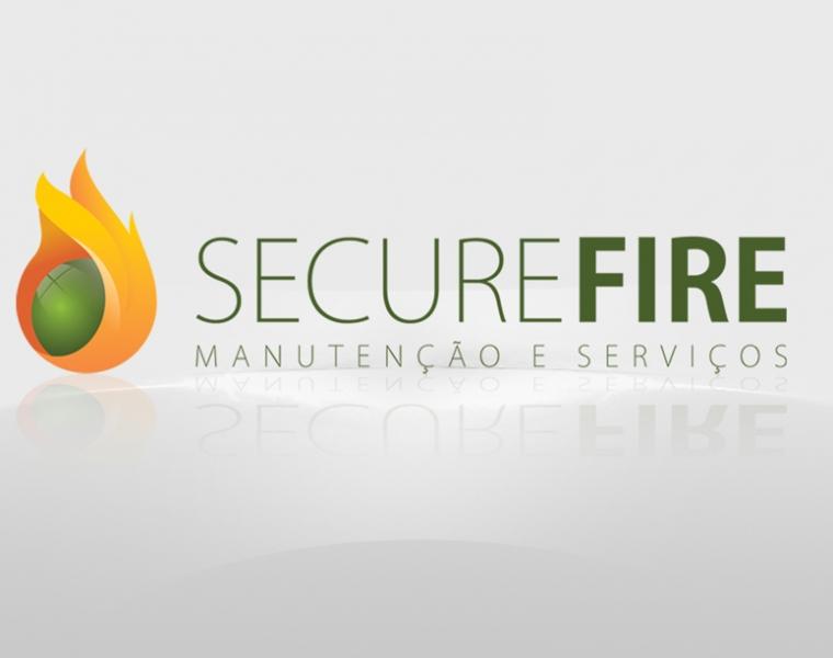 Logomarca Secure Fire